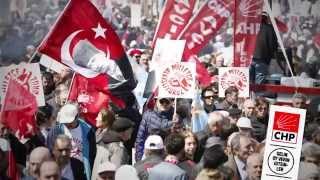 Repeat youtube video Yaşanacak Bir Türkiye - CHP 2015 Seçim Müziği