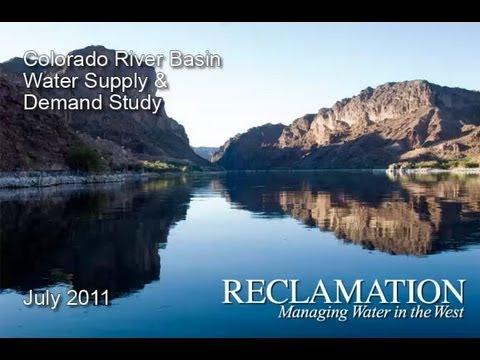 Colorado River Basin Study Overview