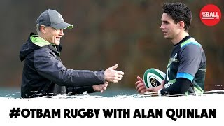 Joe Schmidt's juggling act, English rugby's unrest ahead of the Six Nations | #OTBAM