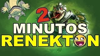 RENEKTON 2 MINUTOS