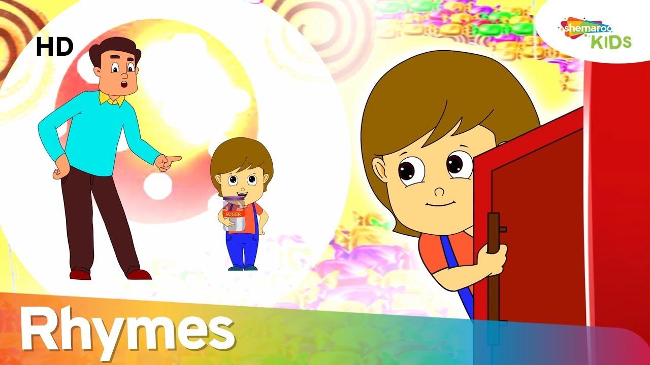 Johny Johny Yes Papa | Plus More Popular Nursery Rhymes Collection | Shemaroo Kids Junior