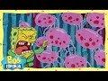Fiesta de medusas | Bob Esponja en Español