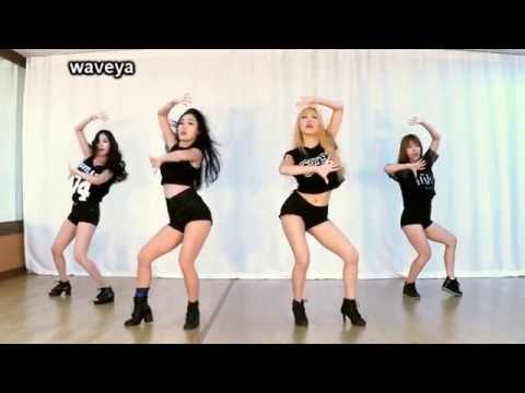 Waveya Ailee Don't touch me 에일리 손대지마 cover dance 웨이브야