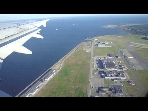Take off from copenhagen airport kastrup