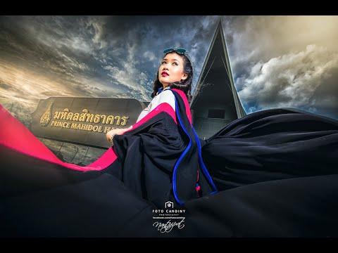 ถ่ายภาพรับปริญญา Behind the Scenes Mhidol Salaya Graduation Photoshoot 2016