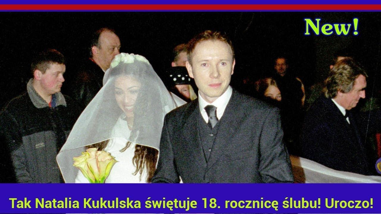 Tak Natalia Kukulska świętuje 18. rocznicę ślubu! Uroczo!