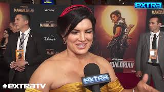 Gina Carano Shows Off Her Star Wars Knowledge Explaining 'The Mandalorian'