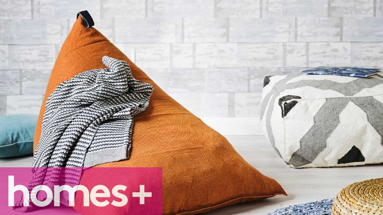 How To Sew Bean Bag Chair Danish Rocking Diy Project Beanbag Homes Youtube