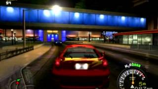 Steet Racing Syndicate Pc Gameplay [HD]