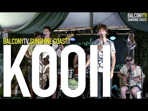 KOOII - CIRCLE THE SUN/AFTER PARTY (BalconyTV)