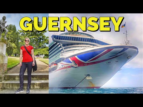 Our cruise on P&O Ventura 2019 | Vlog #7 | Guernsey & Disembarkation