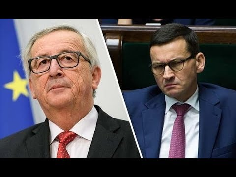 EU in crisis amid Polexit fears Poland 'could LEAVE bloc over refugee row'