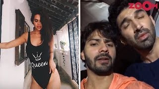 Esha Gupta's Sizzling Photo | Varun, Aditya Chill After Kalank's Shoot And More