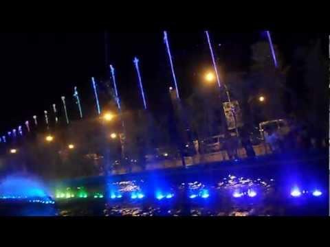 Dancing Fountain @ SM Lanang Premier