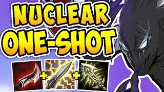 Baixar NUCLEAR ONE-SHOT NOCTURNE MID! THE MOST SECRETLY OP CHAMPION! League of Legends