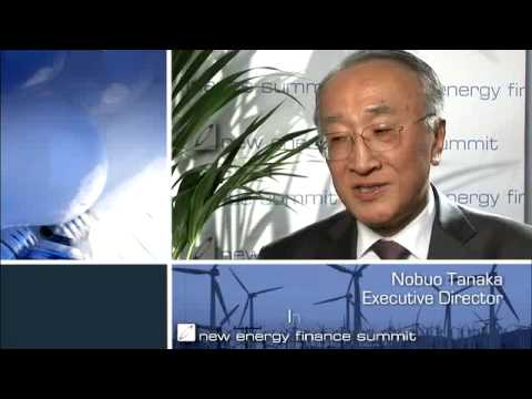 Nobuo Tanaka, Executive Director, International Energy Agency