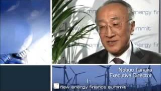 Nobuo Tanaka, Executive Director, International Energy Agency
