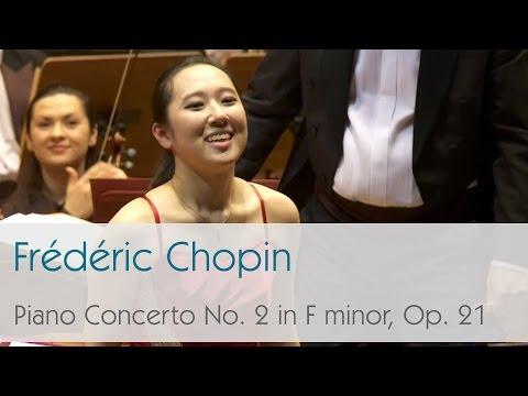 Frédéric Chopin - Piano Concerto No. 2 in F minor Op. 21 - Sunhwa Kim, Marek Pijarowski