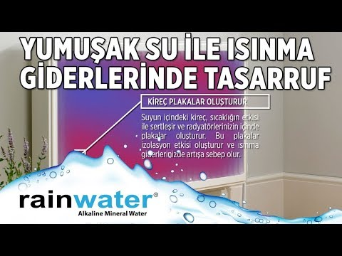 Genel Su Arıtma Sisteminin Faydaları - Rainwater Su Arıtma Sistemleri