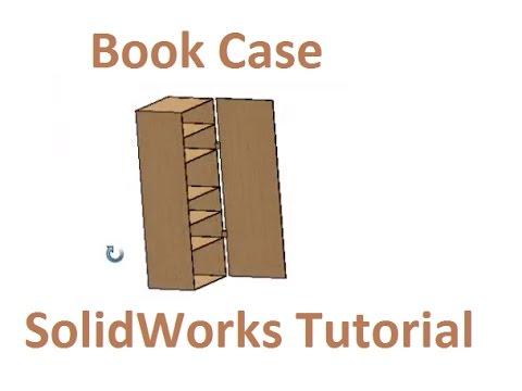 Solidworks Basics For Beginners Modeling Books Case Tutorial