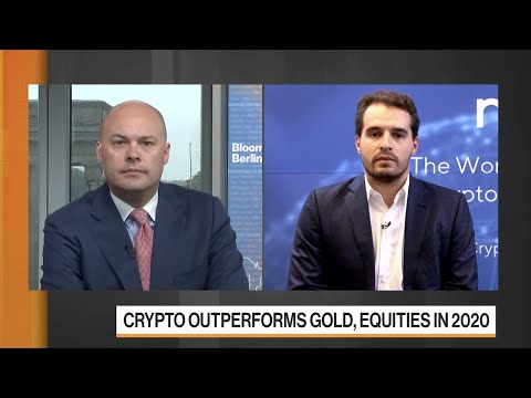 Antoni Trenchev on Bloomberg: DeFi, Ethereum, Bitcoin and Nexo's recent growth spurt
