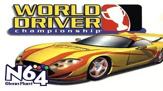 World Driver Championship - Nintendo 64 Review - Ultra HDMI - HD