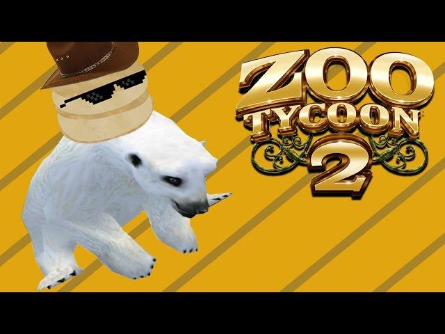 Zoo Tycoon 2 Montage | The Failed Zoo Massacre