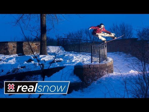 FULL SHOW: Real Snow 2018   X Games