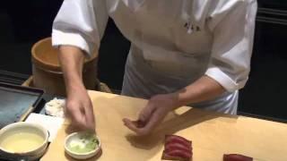 Edo and Kansai Sushi