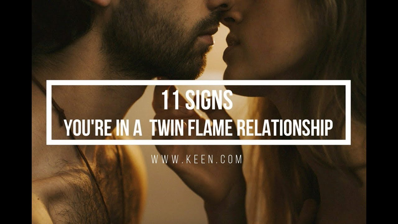 11 Signs You're in a Twin Flame Relationship