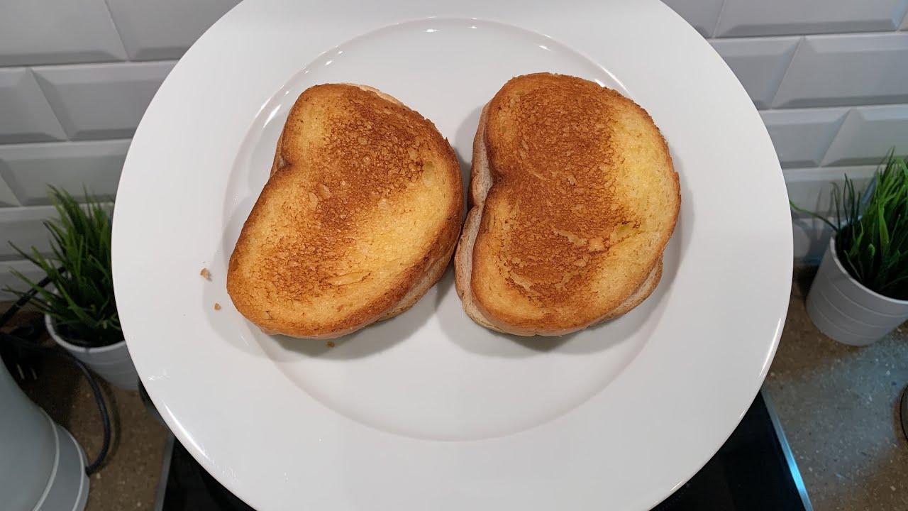 Как сделать очень вкусный и простой бутерброд дома