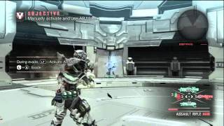 Vanquish Walkthrough - Part 1 [HD] (X360/PS3)