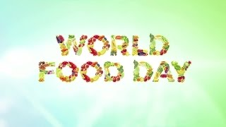 World Food Day: Why just one day?