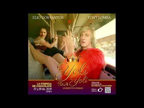 El nuevo hit de Tony Lomba: Rosalía, Castrelos y Abel Caballero