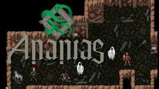 Ananias Roguelike - (Dungeon Crawler Roguelike)