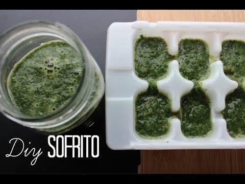 DIY Sofrito Recipe