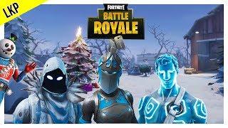 New Fortnite Legendary Christmas Skins! (Sub Count 633/650)