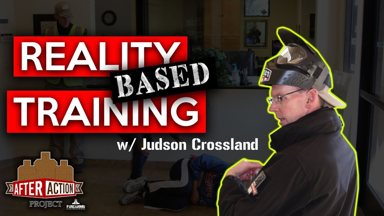 AAP Ep. 4 - Force on Force Reality Based Training W/ Judson Crossland of SIlver Mountain Instruction