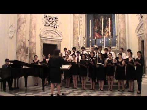 """""""El grillo"""", Josquin Desprez — Coro degli Allievi della Scuola Superiore Sant'Anna"""