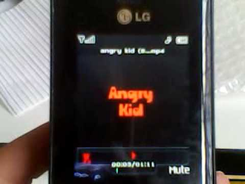 Lg kg800 chocolate, white. Review (ringtones, games & wallpapers.
