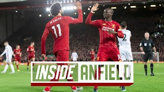 Inside Anfield: Liverpool 2-0 Sheffield United | TUNNEL CAM