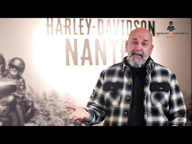 Ma Harley et Moi // Laurent Roué / Harley-Davidson Nantes
