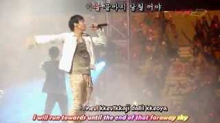JYJ - You're FMV [eng + rom + hangul + karaoke sub]