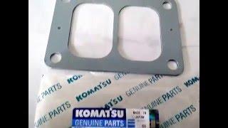 6212155831/6212-15-5831 прокладка турбины Komatsu. Запчасти Коматцу(http://tds-ukrspetstehnka.uaprom.net/ Запчасти Komatsu (Коматсу) , ремонт дизельного двигателя Komatsu (Коматсу) в Украине и СНГ ..., 2016-02-01T13:24:02.000Z)