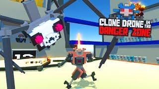 Pobijam swój życiowy REKORD! (Clone Drone in the Danger Zone)