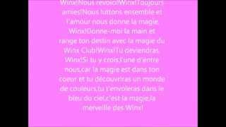 Générique Winx Club saison 4 en français karaoké