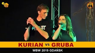 KURIAN  GRUBA  WBW 2019 Gdańsk (1/8) Freestyle Battle