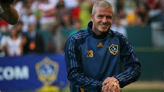 On this Day in 2007: David Beckham made his debut for LA Galaxy vs. Chelsea FC