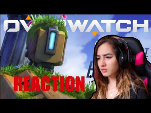 """Overwatch: """"The Last Bastion"""" Reaction"""