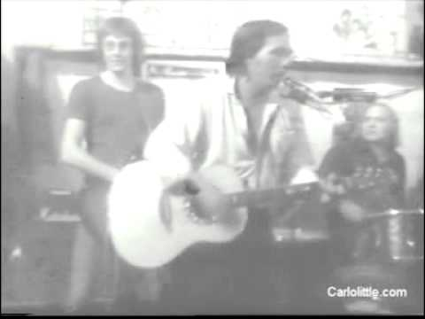 Carlo Little with the Flying Fox band - 1981